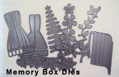 Memory Box Loose Dies