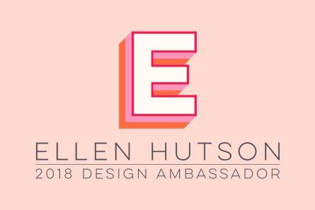 Ellen Designer Badge