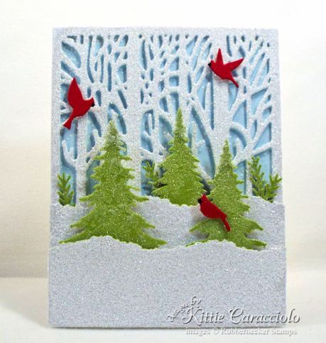 Rubbernecker Blog Come-see-how-I-made-this-glittery-winter-scene-Christmas-card.