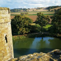 View from the Battlements