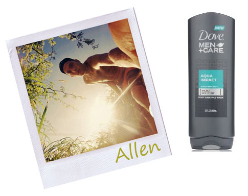 dove men care 8