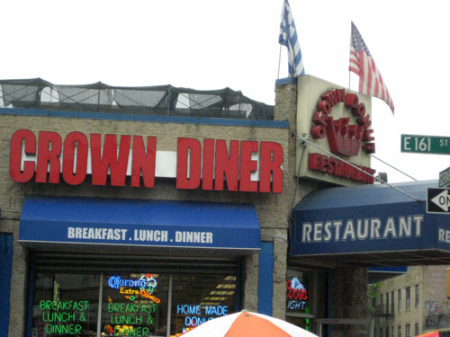 Crown Diner Bronx