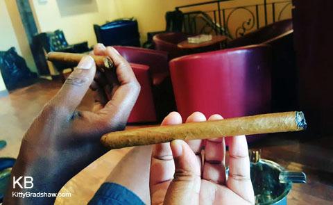 Papa Juan Cigar Room 3