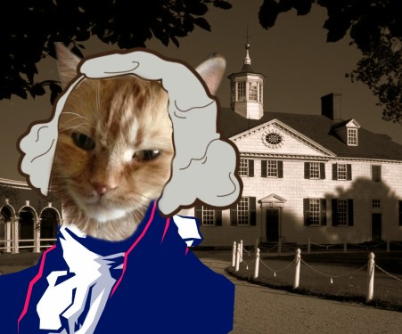 George Washington!