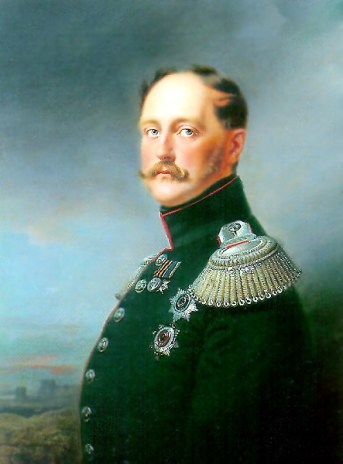 Tsar Nicholas 1
