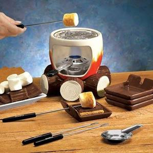 Sampson's S'Mores Maker from Cat Scouts