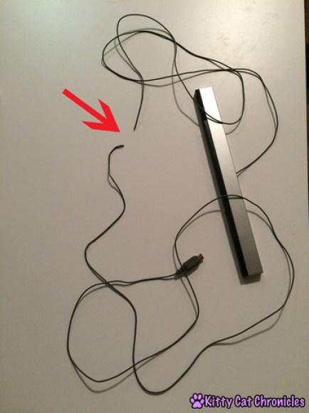 The Case of the Broken Wii Sensor Bar: Case Closed