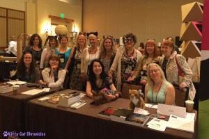 Cat Blogging Ladies - BlogPaws