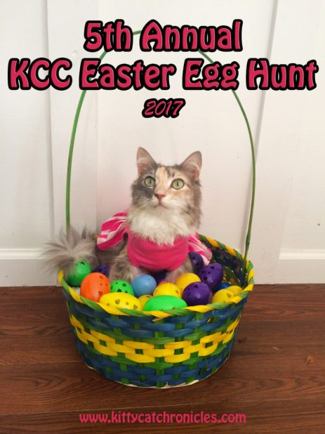 The 5th Annual KCC Easter Egg Hunt