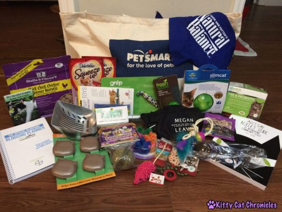 BlogPaws SwagBag Giveaway