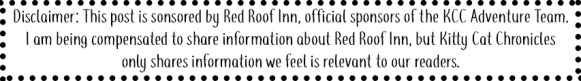 Red Roof Inn Sponsorship Disclaimer
