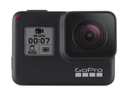 The 2018 KCC Holiday Gift Guide for Adventure Cats - GoPro Hero7 Black