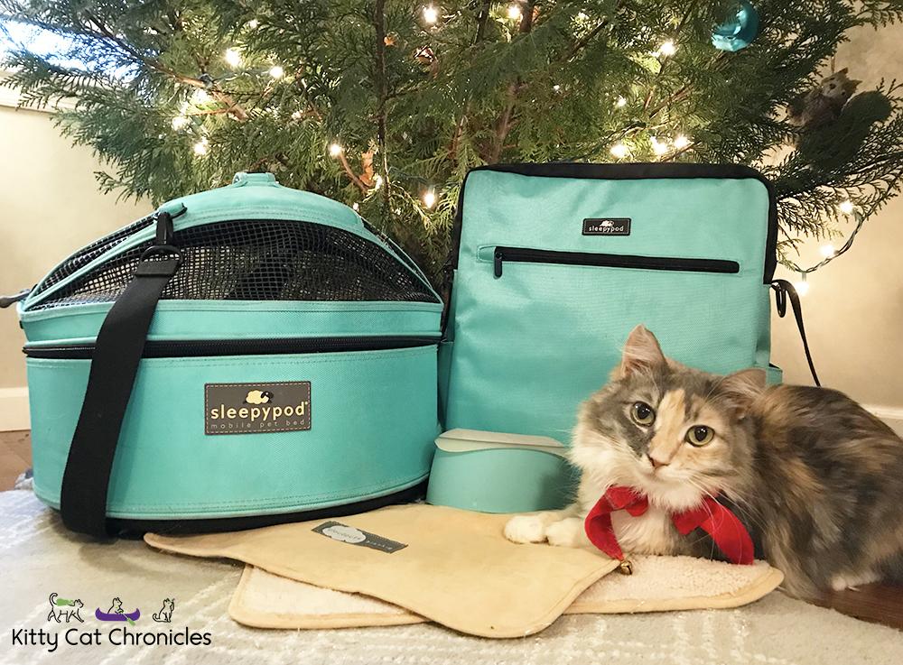 Sleepypod Holiday Gift Package Giveaway