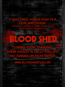 Blood Shed - Coming soon!