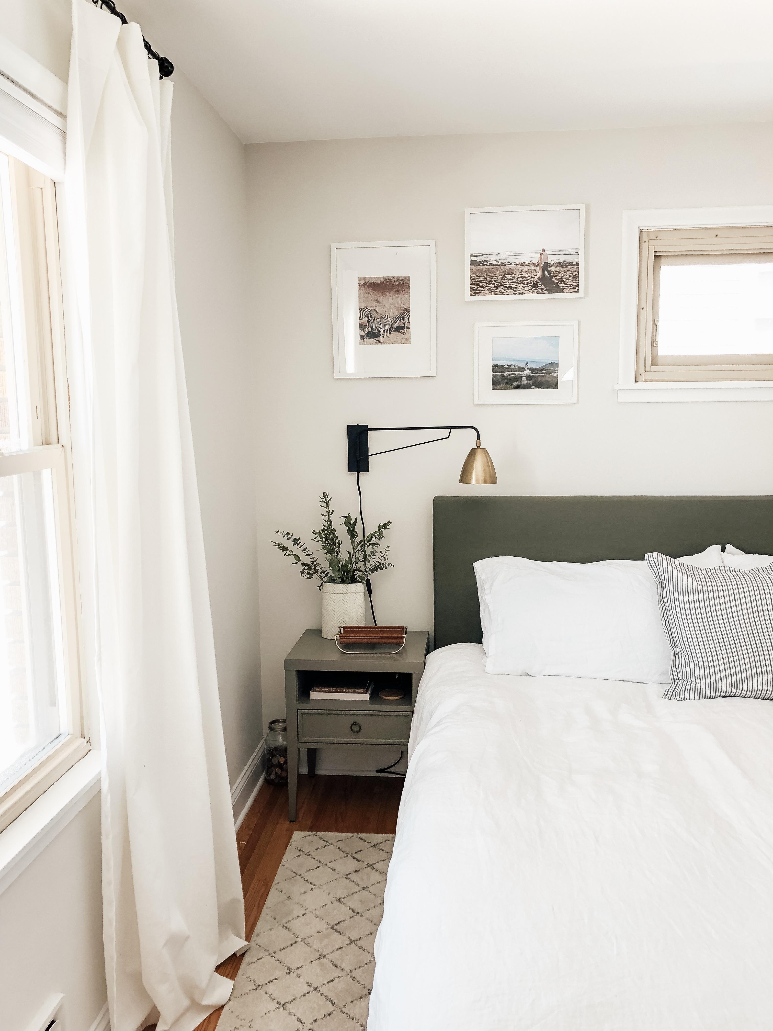 Kitty Cotten - Simple Mindful Living on Neutral Minimalist Bedroom Ideas  id=64484