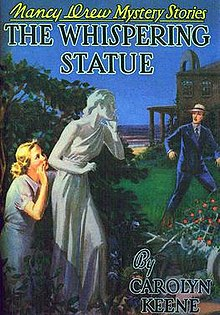 The whispering statue - Original Cover