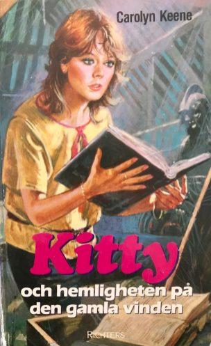 Kitty och hemligheten på den gamla vinden - richters