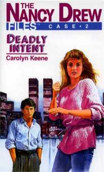 """Boken """"Deadly Intent"""" översattes aldrig till svenska. Även i den förekommer Eloise."""