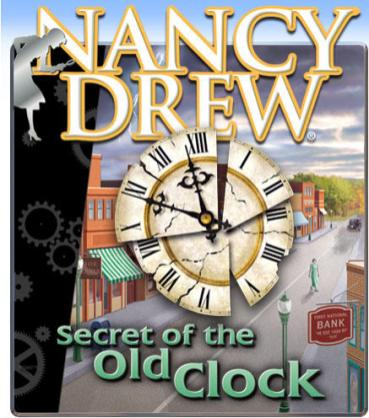 nancydrew - secret of the old clock