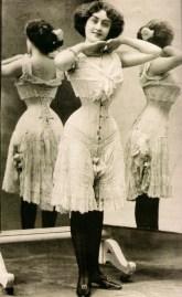 Viktorianska underkläder