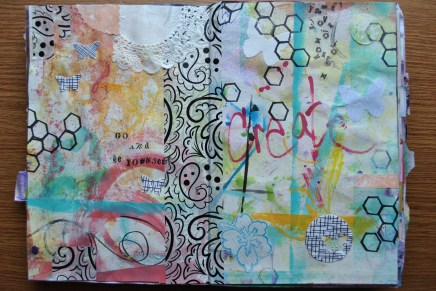 Collage page