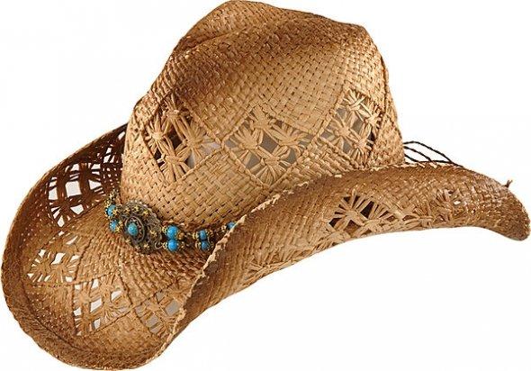 Солнечные шляпы лето 2012 —ковбойская шляпа