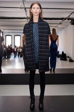 Мода осень 2013 женская одежда - 10