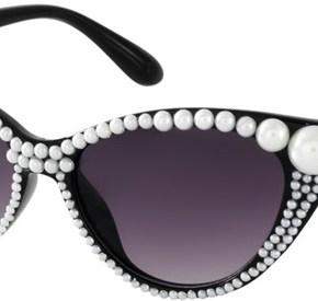 Солнцезащитные очки: тенденции модного декора 2013