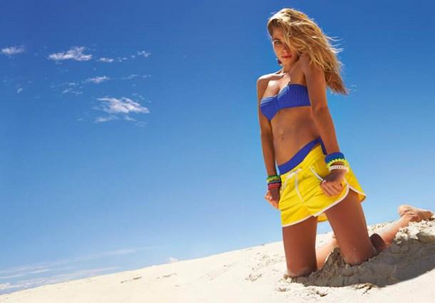 Модная пляжная одежда на лето 2013 года от Calzedonia 12