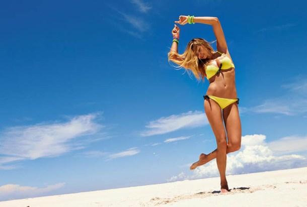 Модная пляжная одежда на лето 2013 года от Calzedonia 15