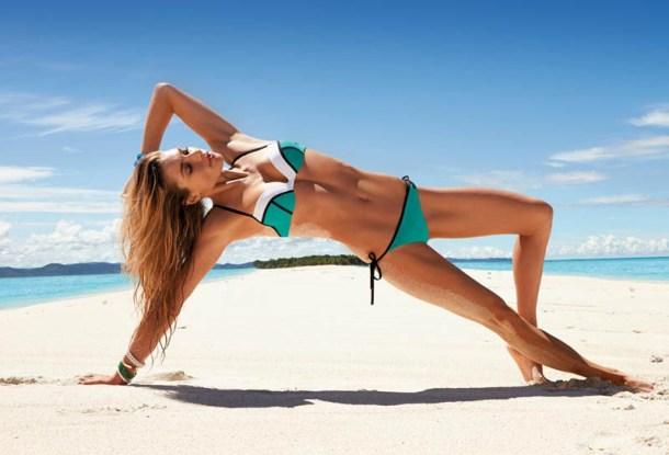 Модная пляжная одежда на лето 2013 года от Calzedonia 7