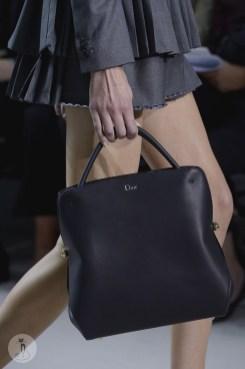 Тенденции летней женской одежды 2013 - модный чёрный цвет от Кристиана Диора 10