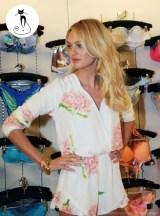 Комбизнезон с цветочным принтом - 26 модных летних комбинезонов - лето 2014