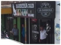 Town. Barberia