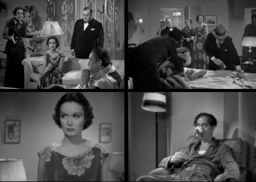 the butler didn't do it: Cornelias plot backfires.