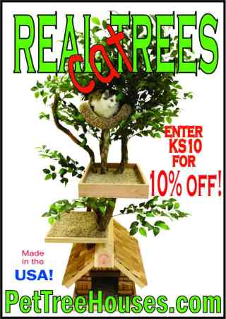 Pet Tree Houses