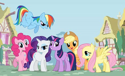 Image result for my little pony friendship is magic mane 6