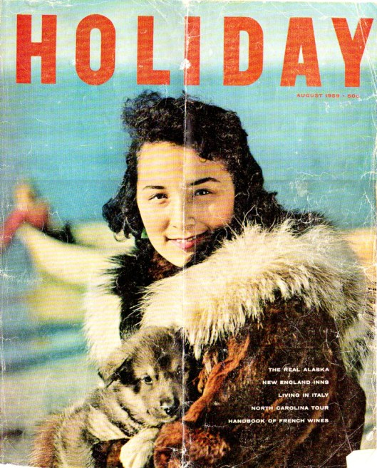 Holiday Cover 1959