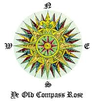 Ye Old Compass Rose