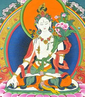 White Tara, the matriarch