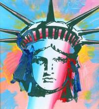 Liberty Head | Peter Max