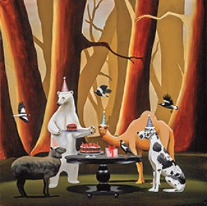 Party Animals | Robert Deyber