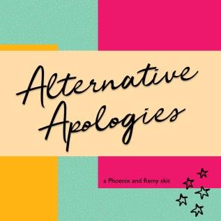 AlternativeApologies