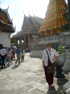 Mandy in the Grand Palace