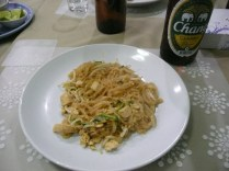 Completed Pad Thai