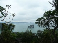 View from the top of Monkey Island