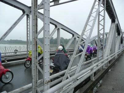 Bridge only for motorbike