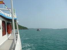 Snorkelling trip to adjacent islands