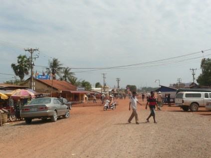 First peek into Cambodia after hectic border crossing