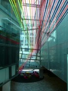 Design inside the ACMI (Aust. Center for the Moving Image)